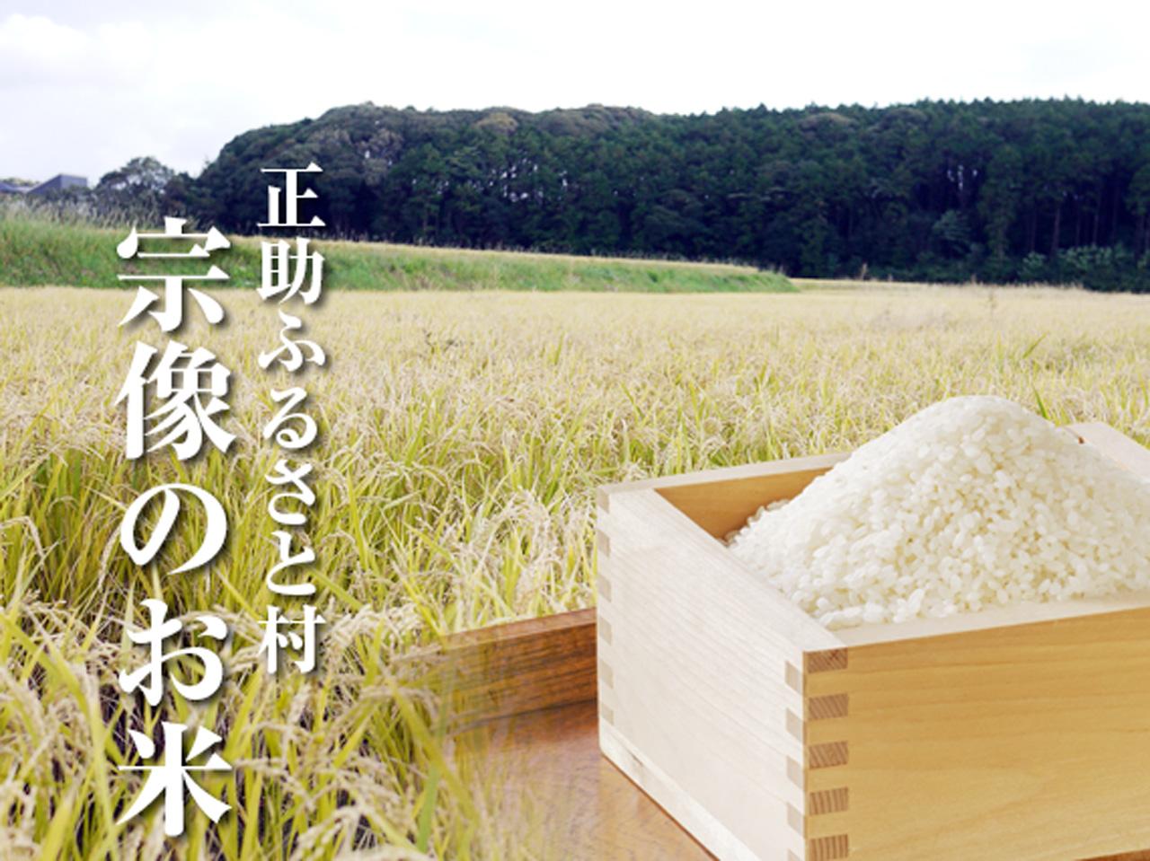 宗像産のお米